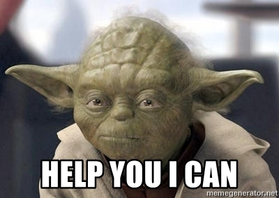 obsługa klienta definicja help you I can Yoda